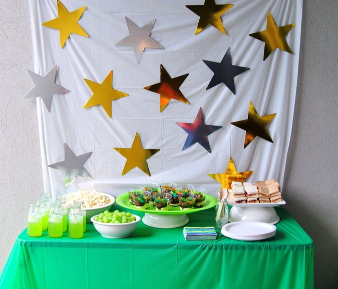 fun summer field day party