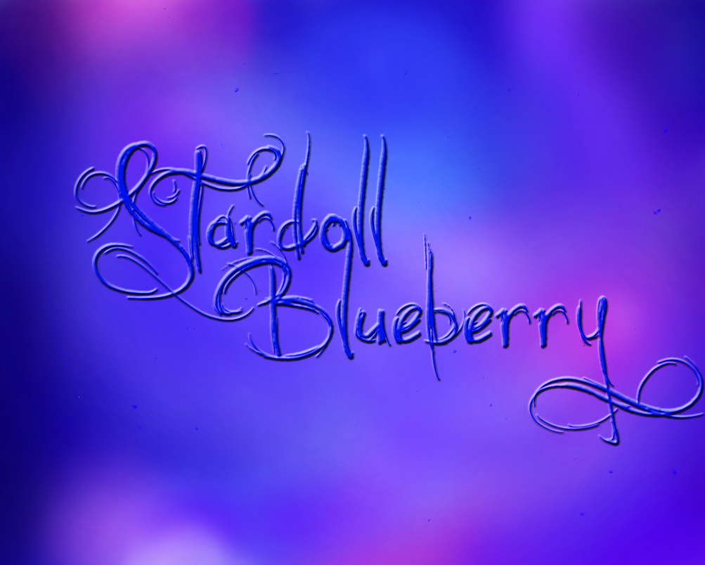 Stardoll Blueberry - SBB