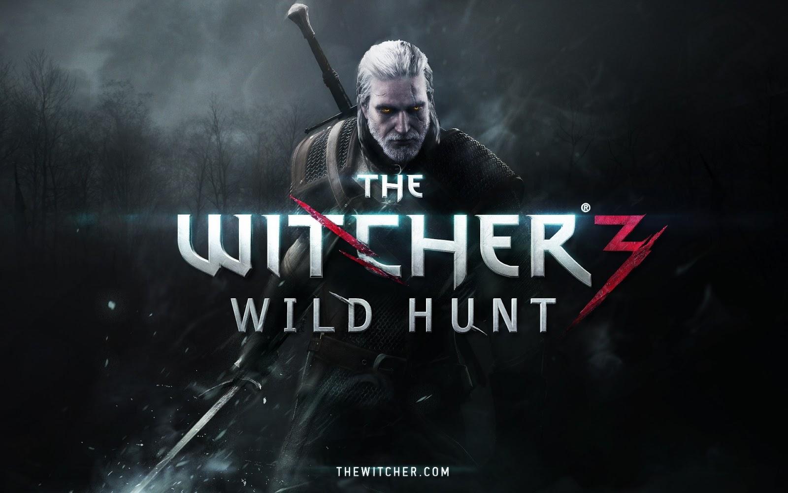 El brujo se retrasa hasta el 2015 The_witcher_3_wild_hunt-wide