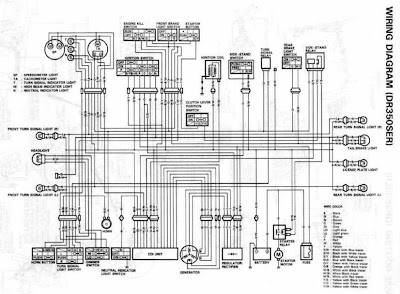 Suzuki+DR350S+Electrical+Wiring+Diagram wiring diagram suzuki carry f6a efcaviation com suzuki carry ac wiring diagrams at alyssarenee.co