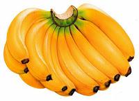 buah pisang untuk mengatasi jerawat