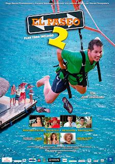 Ver online: El paseo 2 (2012)
