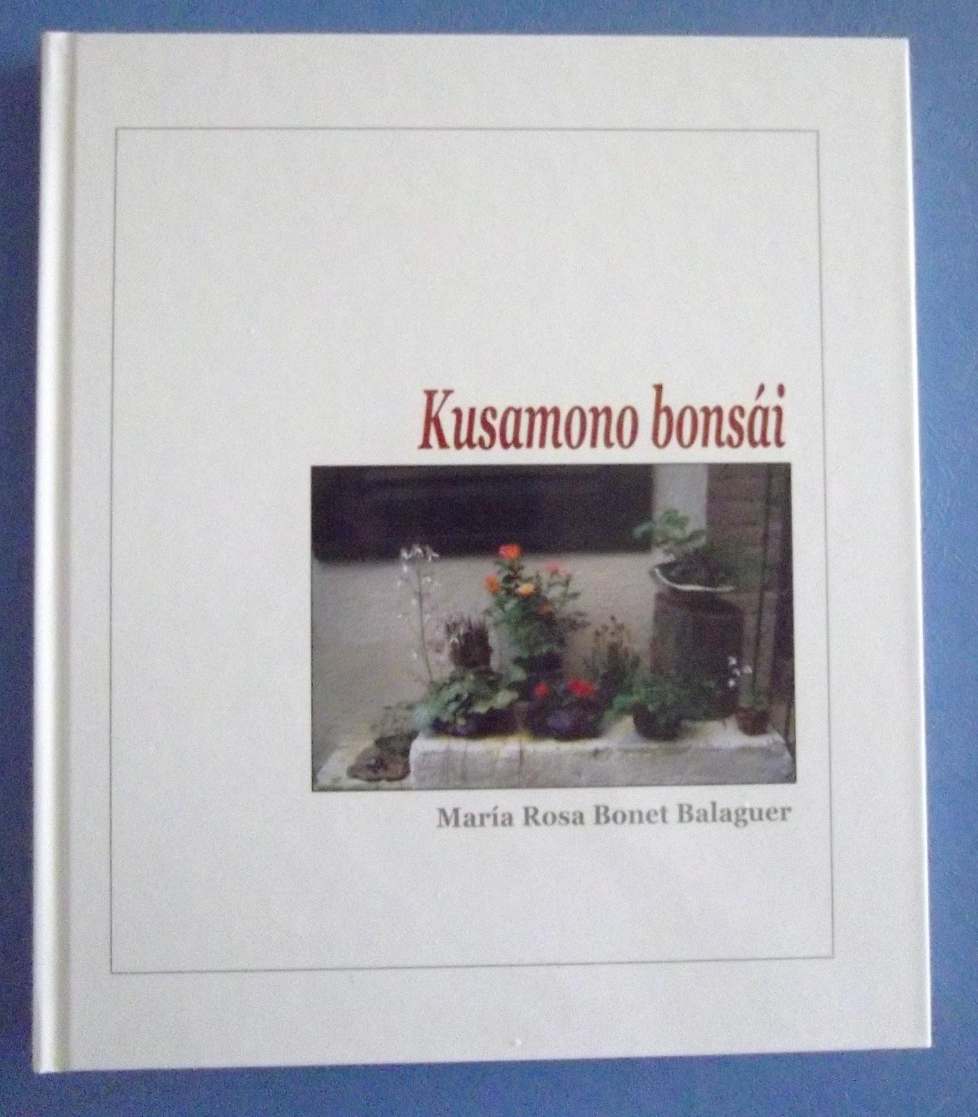 Kusamono bons i el libro de kuka el bons i y yo - Libros de bonsais ...