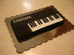 Clavinova Cake