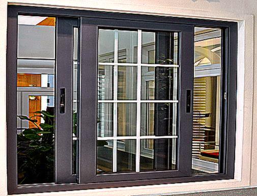 Model dan Gambar Jendela Rumah Minimalis Modern Terbaru 2015