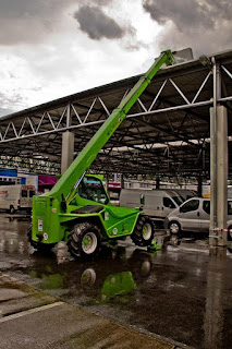 Merlo Forklift
