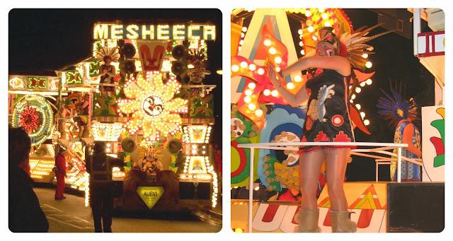 Aliens Carnival Club - 2007 - Mesheeca
