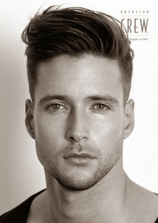 Men's Modern Short Hairstyles and Haircuts Collection 2014