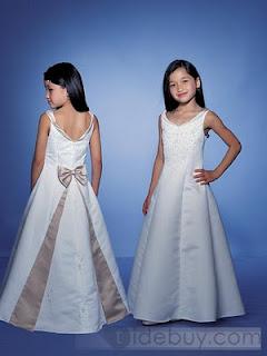 Elegante Kleider für Mädchen 2013 (Teil 1)
