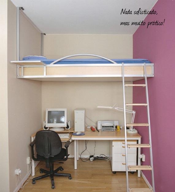 Solu o para apartamentos pequenos blog for Cuarto 4x4 metros