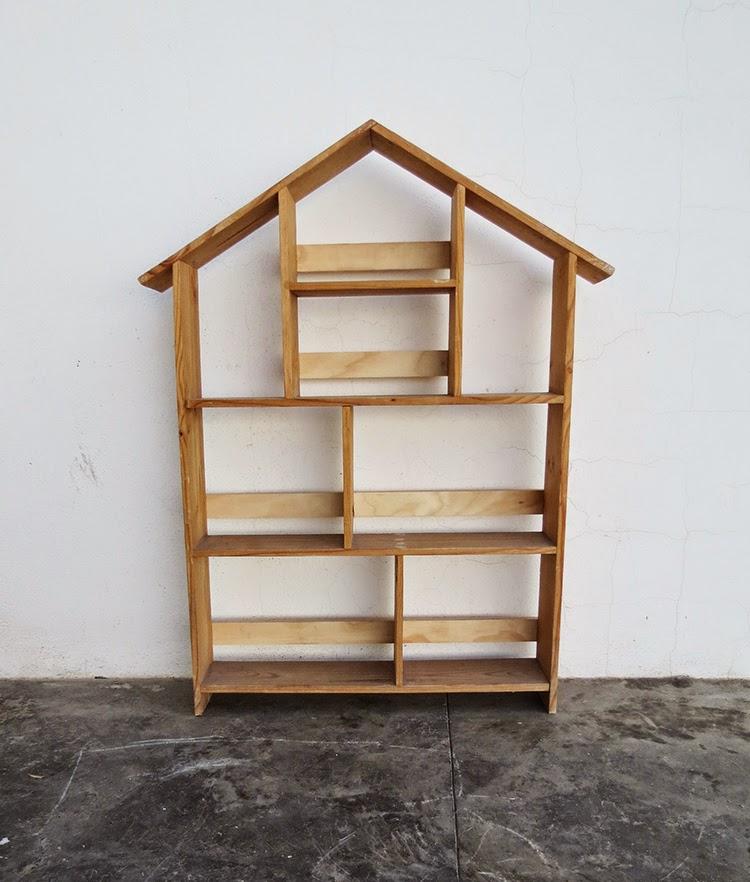 House shelf makeover