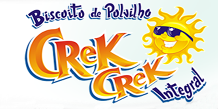Biscoitos Crek Crek