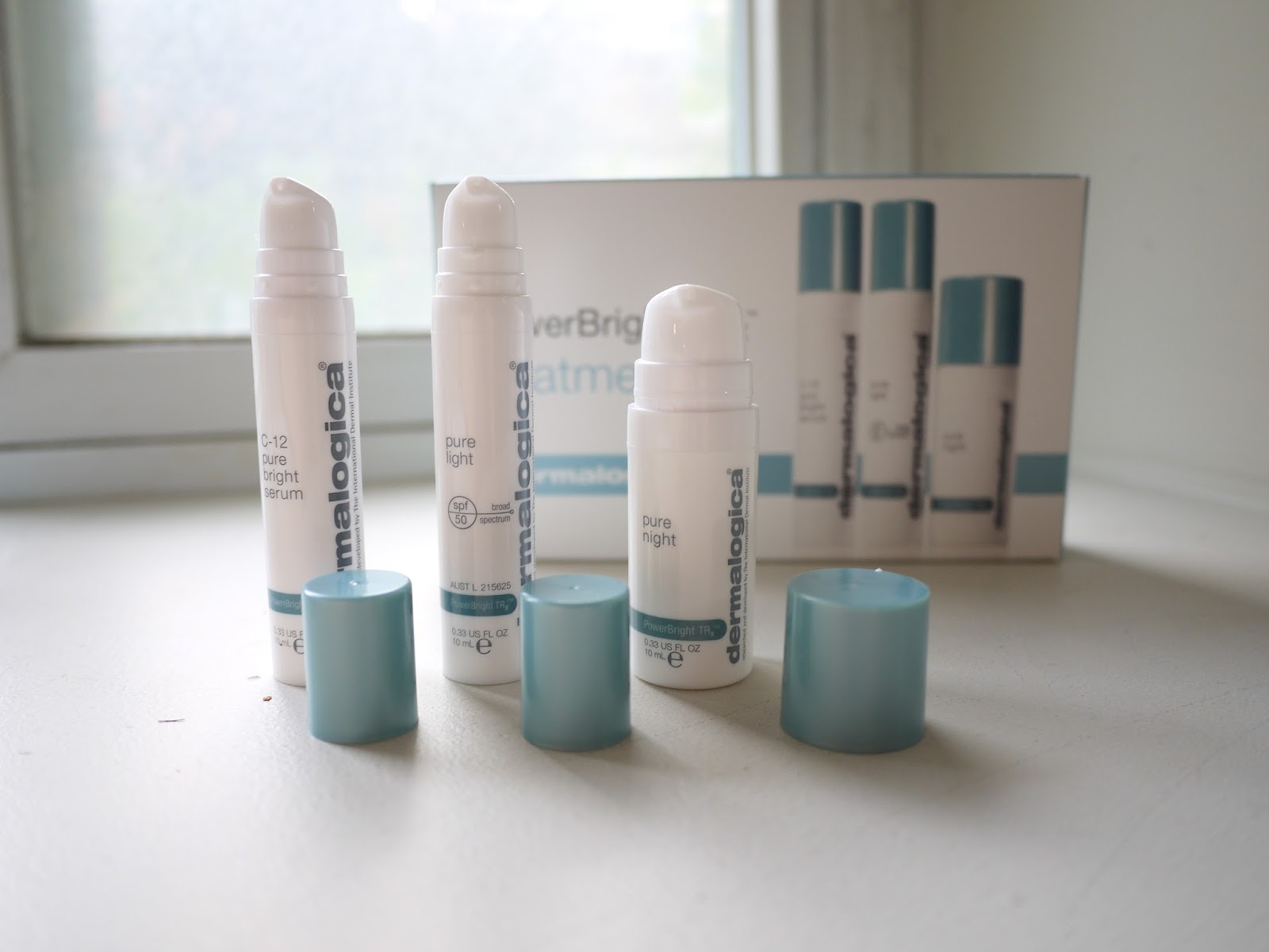 Dermalogica Powerbright Treatment Kit Review
