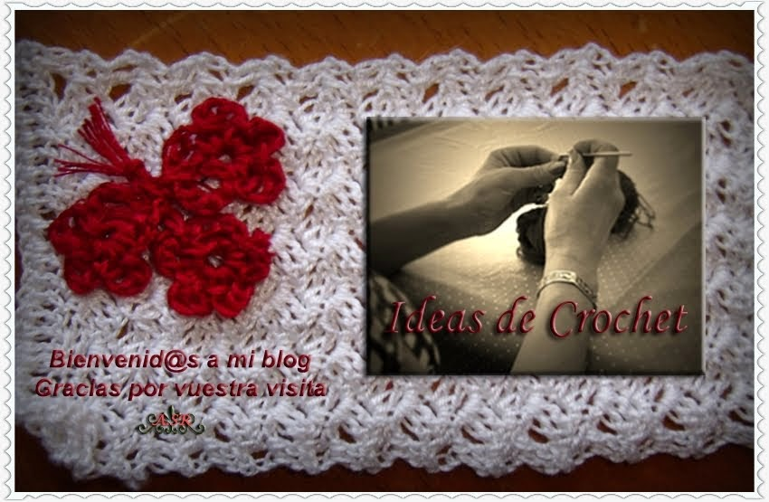Ideas de Crochet
