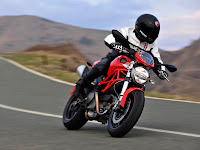 2013 Ducati Monster 796 gambar Motor 2