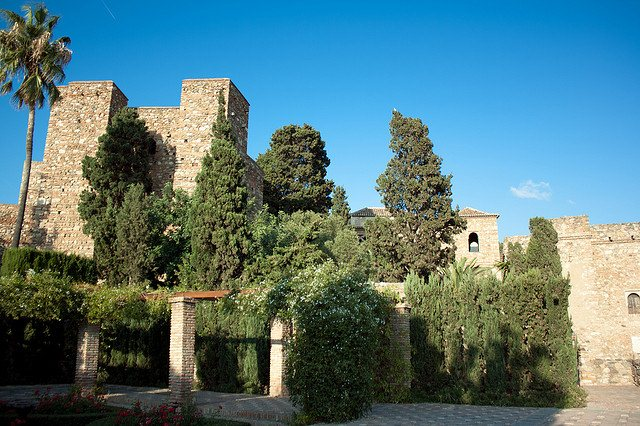 Take a Trip Back in Time at the Alcazaba in Málaga, Spain