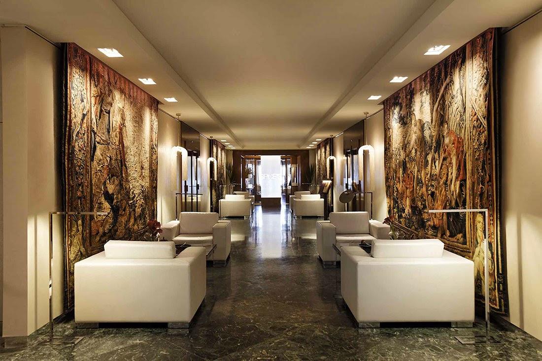 Passion for luxury the hotel president wilson pure for Design hotel 16 geneva