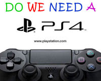 Do we need a PS4