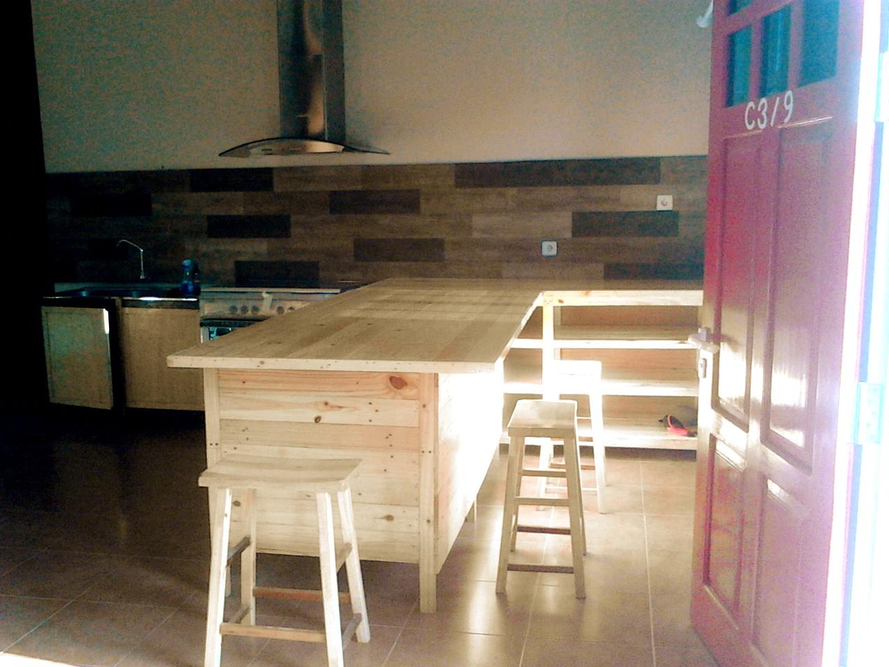 100 kitchen set dari kayu jati furniture bahan jati for Kitchen set kayu jati belanda