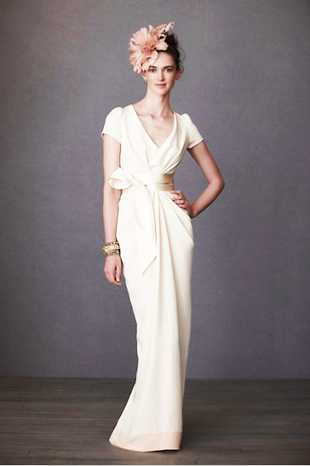 Viola plays the world vintage wedding dress 1920 1970s for Vintage wedding dresses 1920s