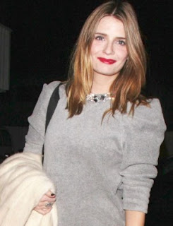 Mischa Barton credits music with helping her fight depression
