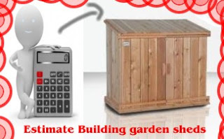 How The way to Estimate the cost of Developing garden sheds