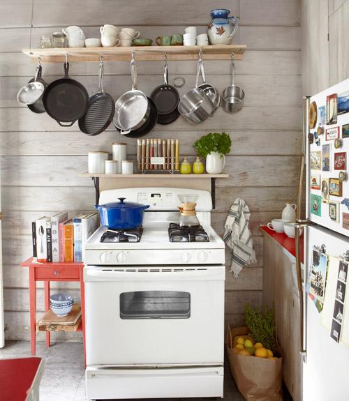 Kitchen Storage Zones: Mariah Lopes