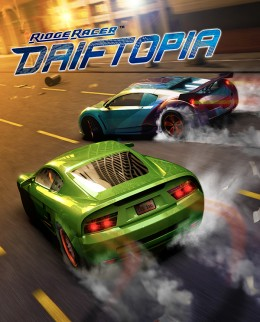 Ridge Racer Driftopia [Free To Play]