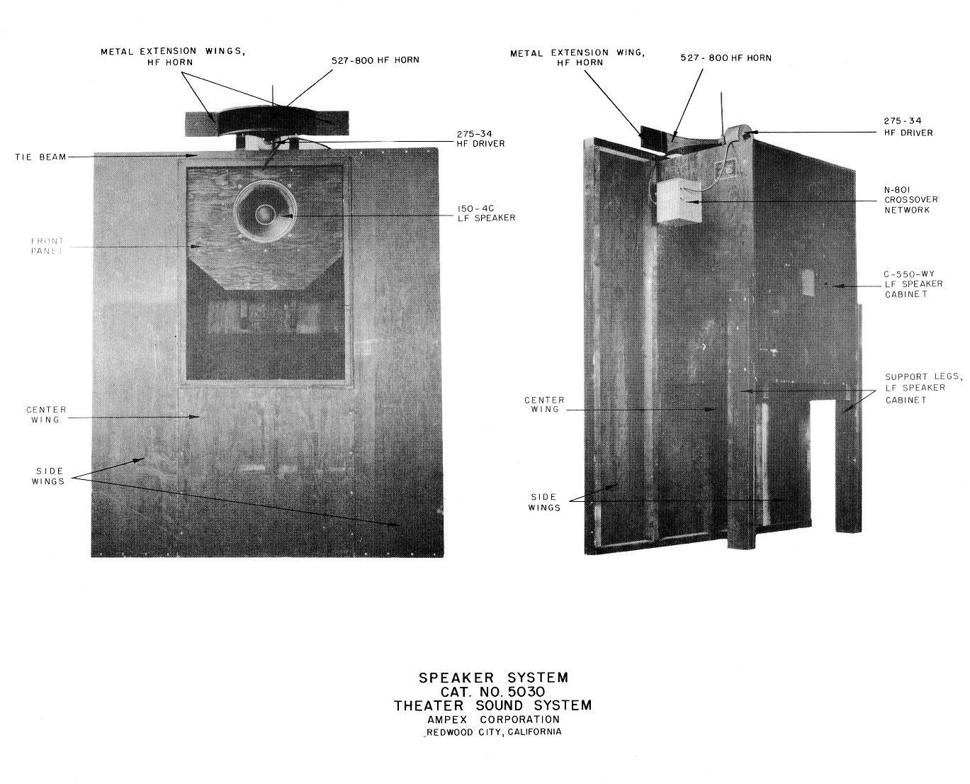 vintage loudspeakers history of