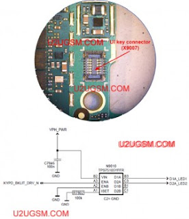 nokia lumia 900 lcd light problem solution