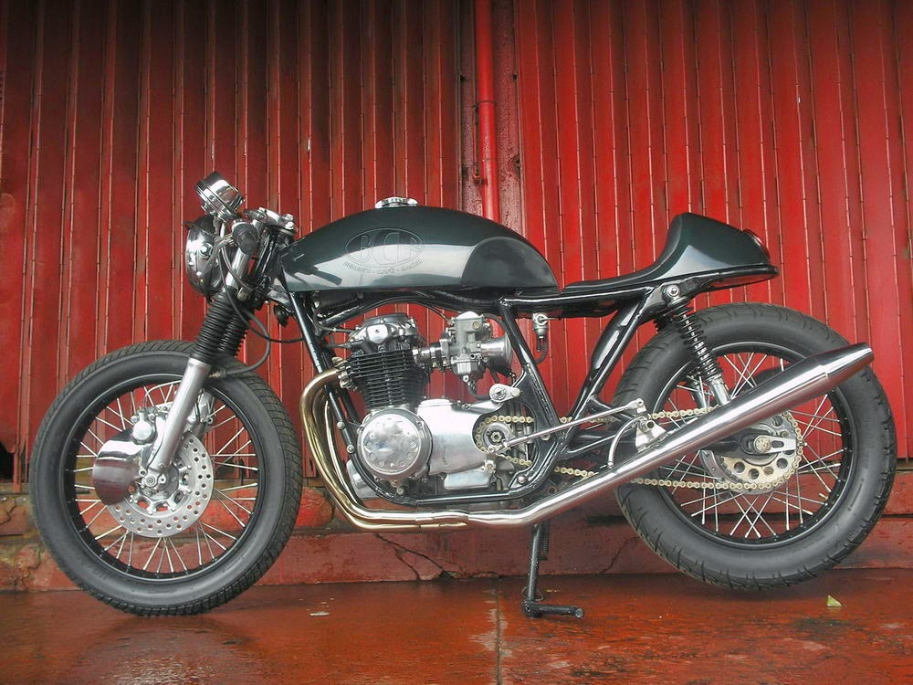 Converting Your Bike To A Cafe Racer Is Actually An Excellent Project Because It Can Be Completed In Various Stages Making Ideal For Someone Who