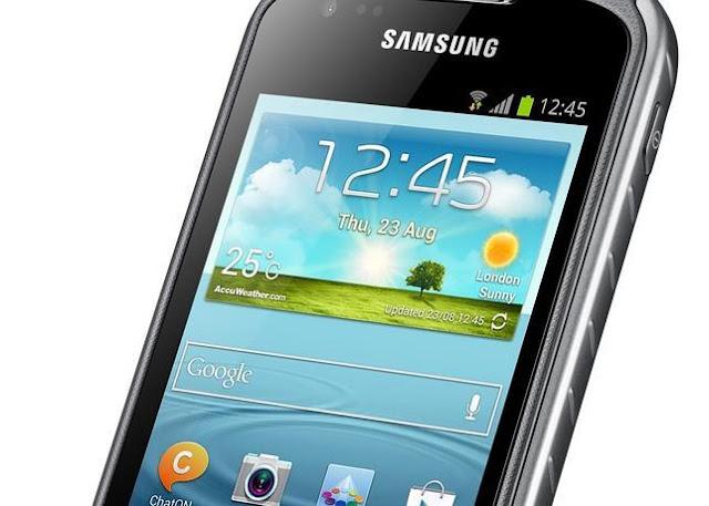 Samsung Galaxy Xcover 2 | Especificaciones técnicas e imágenes