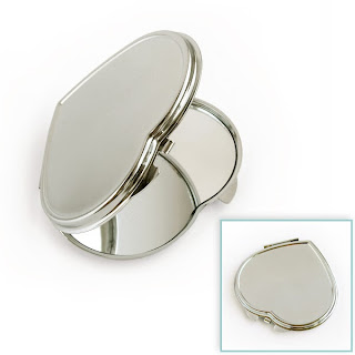 карманное зеркало для декорирования, Рукодельная лавка