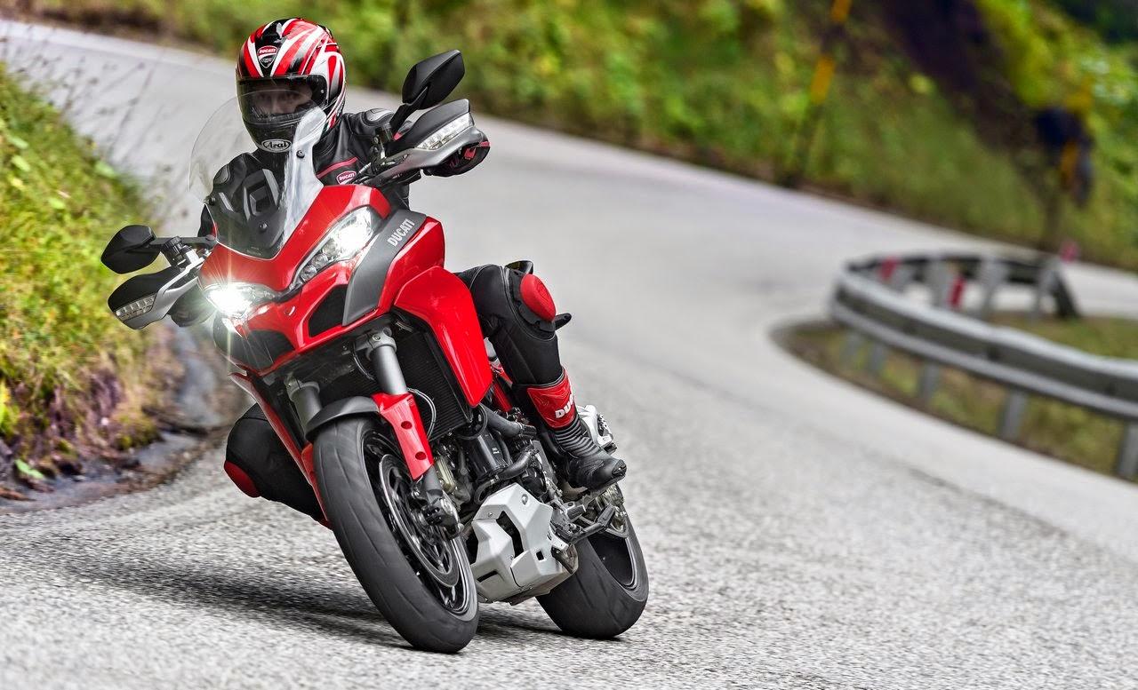 Vendita di moto in aumento nel 2015