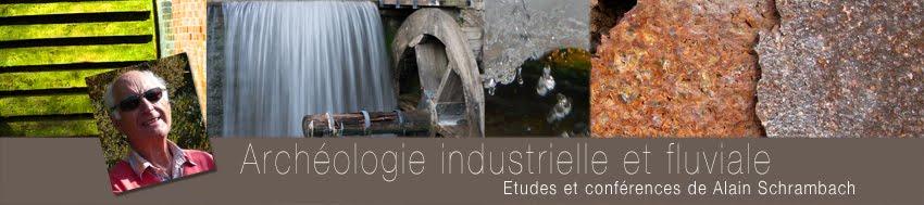 Archéologie industrielle et fluviale