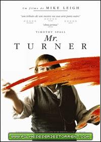 Sr. Turner Torrent Dublado (2015)