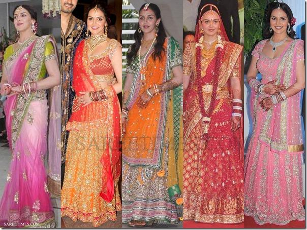 Bridal Wedding Reception Sarees Designer In Lahor Studio Magazin Company List Shoes