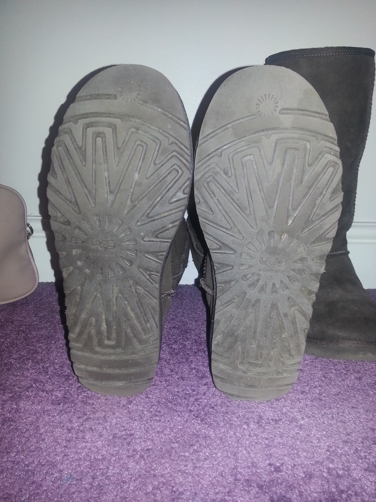 how to make fake uggs look real