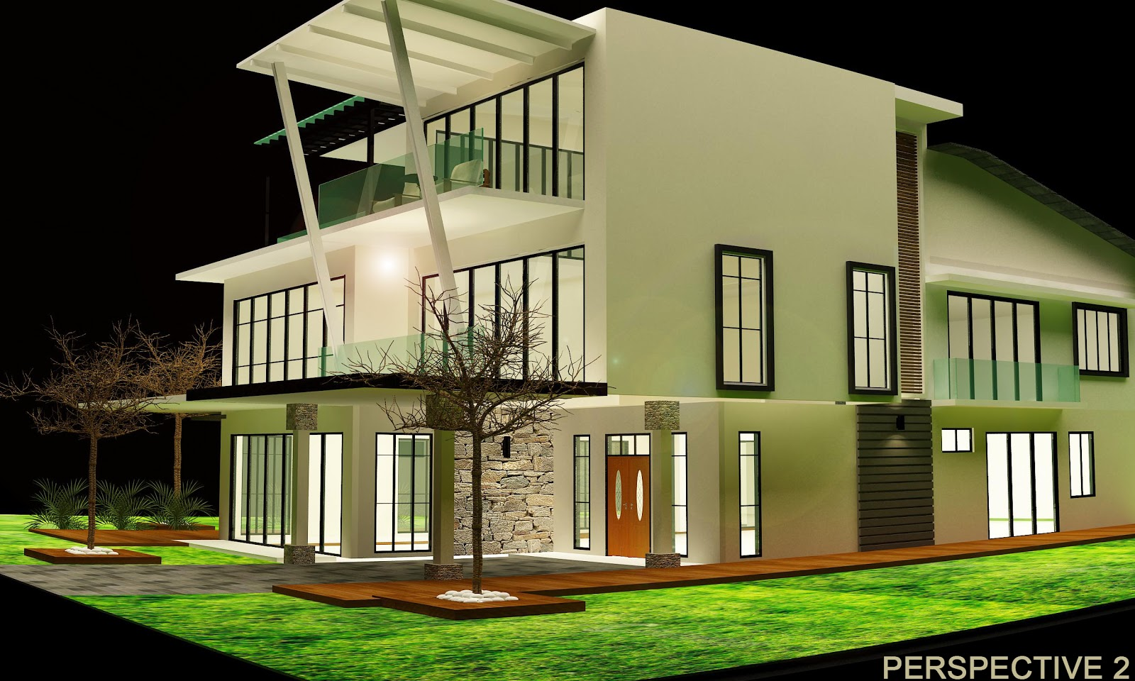 3 Storey Bungalow At Damansara Idy Design Studio
