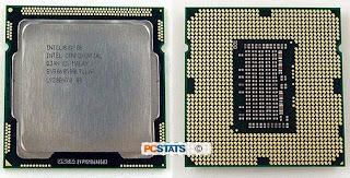 Processor Intel LGA 1156
