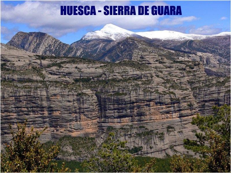 HUESCA - SIERRA DE GUARA  - FOTOS - PHOTOS