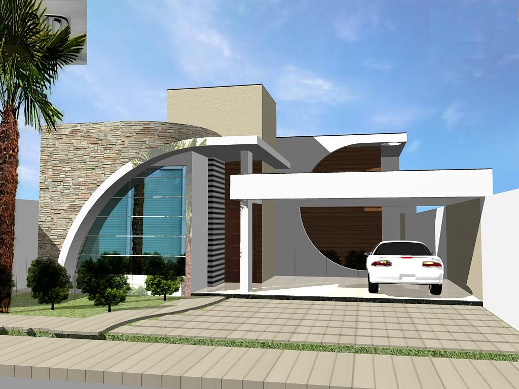 3danilo maquetes eletr nicas 3d casas em guanambi ba for Casas 3d