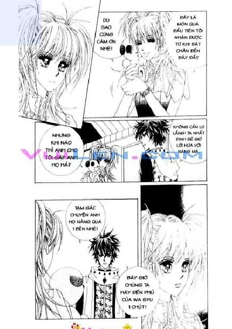 Công chúa của tôi Chapter 7 - Trang 27