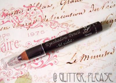 rival de loop eyeshadow pencil 01 violet