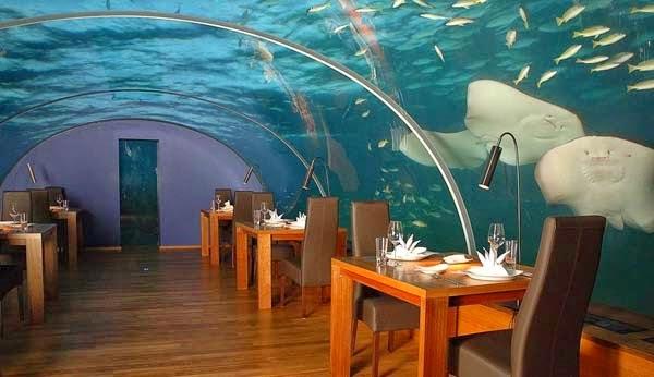 10 restoran unik dan aneh di dunia
