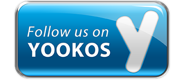 Follow us on Yookos