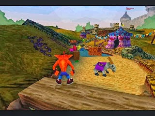 Crash Bandicoot Collection 1, 2, 3
