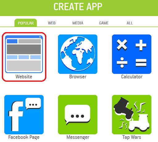 Create Android App : eAskme