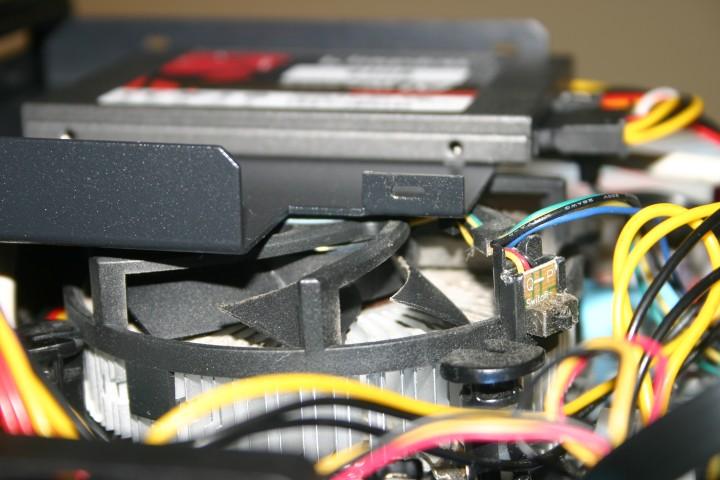 Thinking Outside the Set-top Box: HT80 mini ITX HTPC build ...