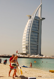 Dubai Seaside Beach